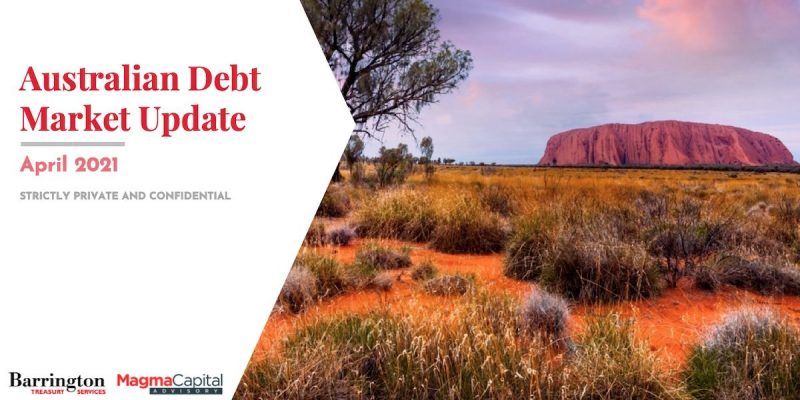 Australian Debt Market Update April 2021 Barrington News